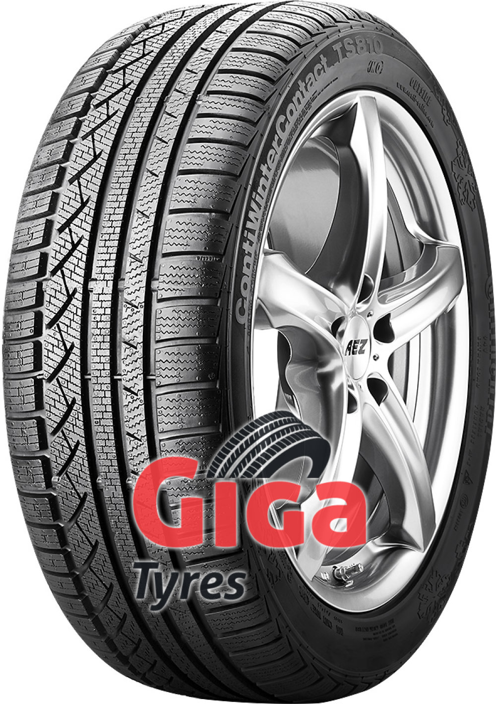 Continental WinterContact TS 810 ( 185/65 R15 88T , MO, with ridge  )