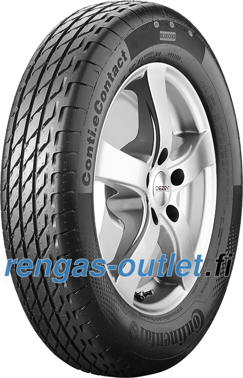 Continental Conti.eContact ( 185/60 R15 84T )