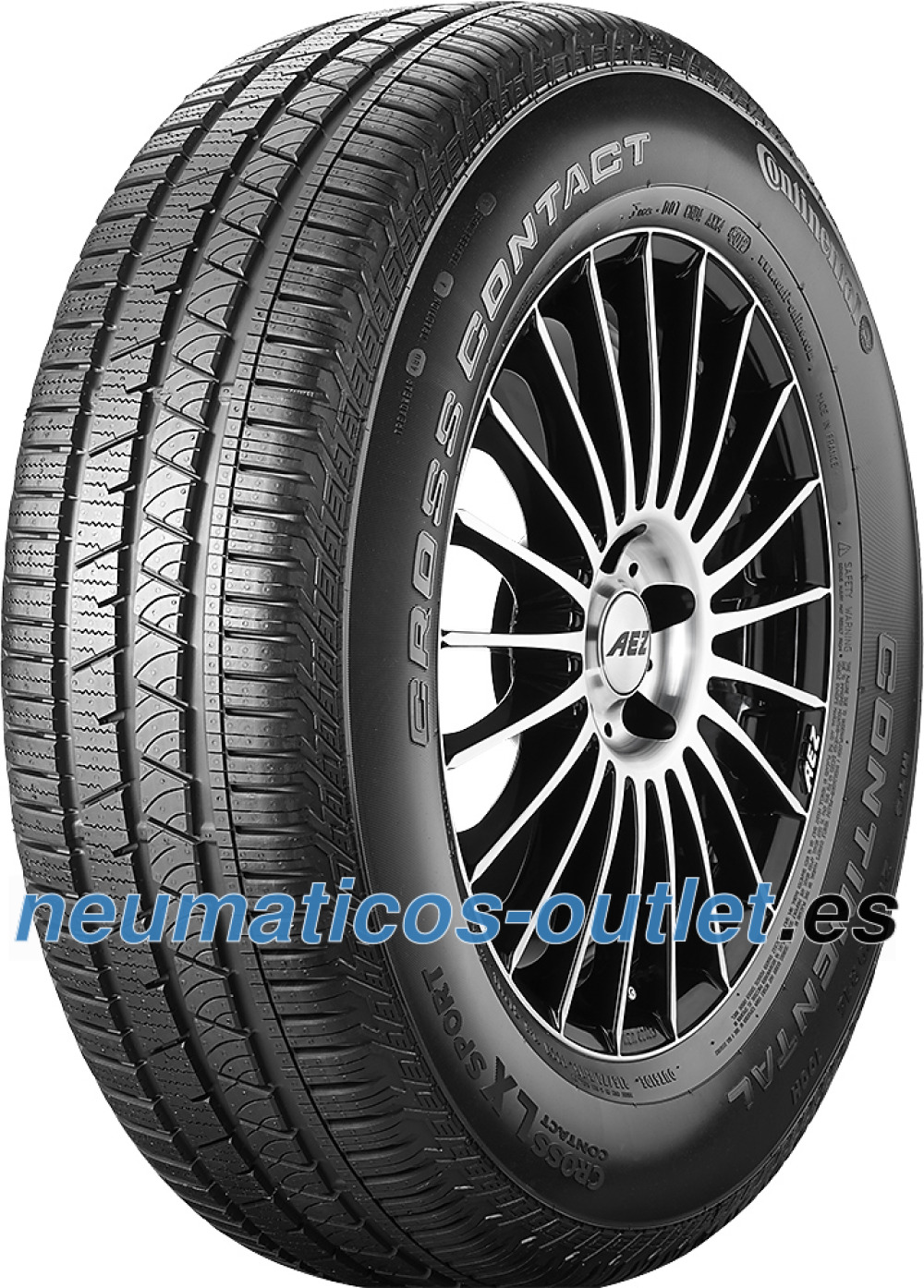 Continental ContiCrossContact LX Sport ( 215/65 R16 98H )