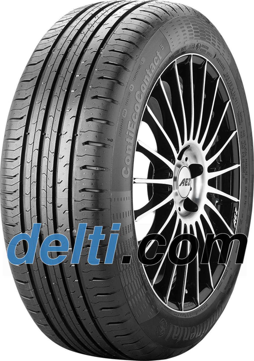 Continental EcoContact 5 ( 225/55 R17 97W )