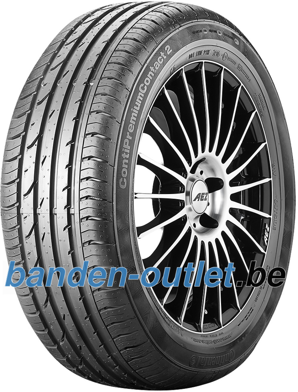 Continental PremiumContact 2 ( 205/60 R16 96V XL )