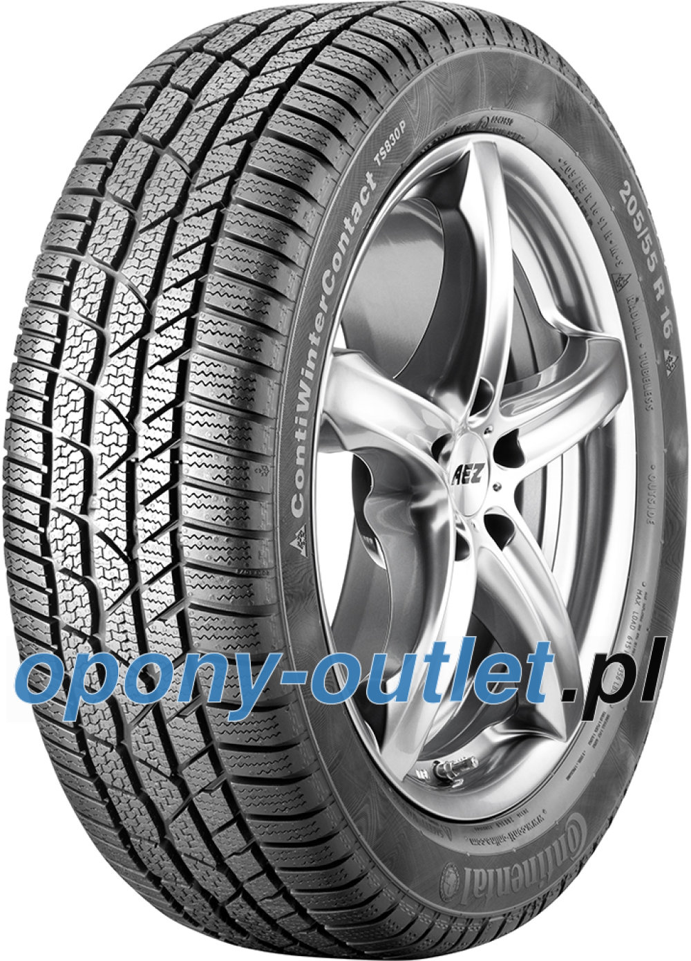 Continental Contiwintercontact Ts 830p 22550 R18 99h Xl Ao Www