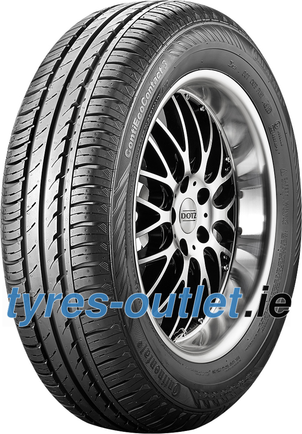 Continental EcoContact 3 ( 175/65 R14 86T XL )