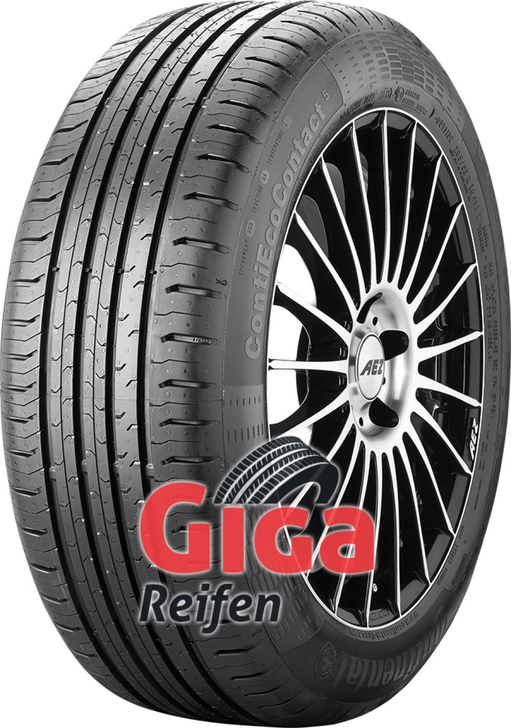 Continental EcoContact 5 ( 185/60 R15 84H )