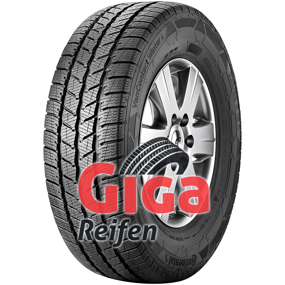 Continental VanContact Winter ( 225/65 R16C 112/110R 8PR )