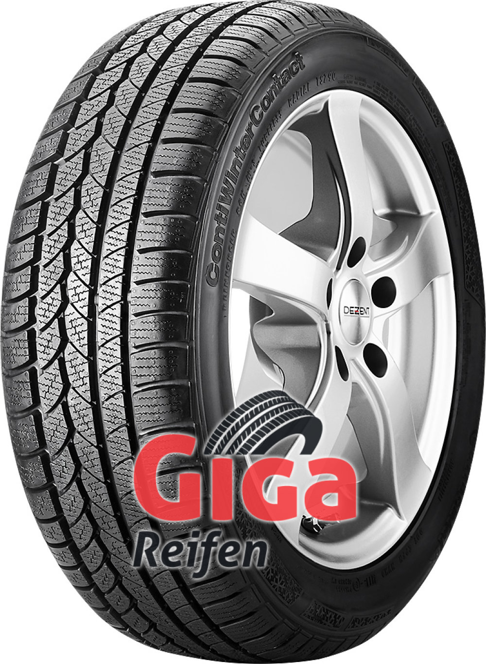 Continental WinterContact TS 790 ( 275/50 R19 112H XL mit Felgenrippe, MO )