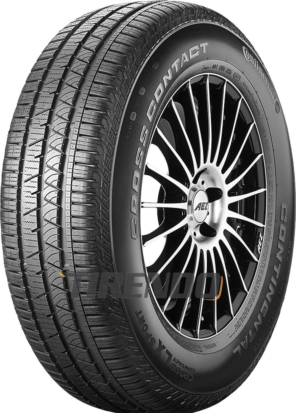 Continental ContiCrossContact LX Sport ( 235/55...
