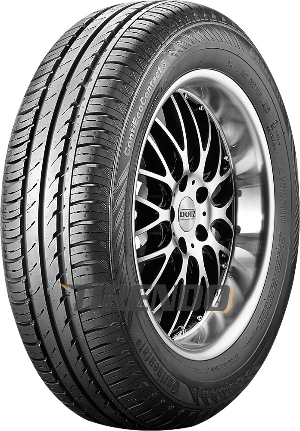 Continental EcoContact 3 ( 195/65 R15 91T )