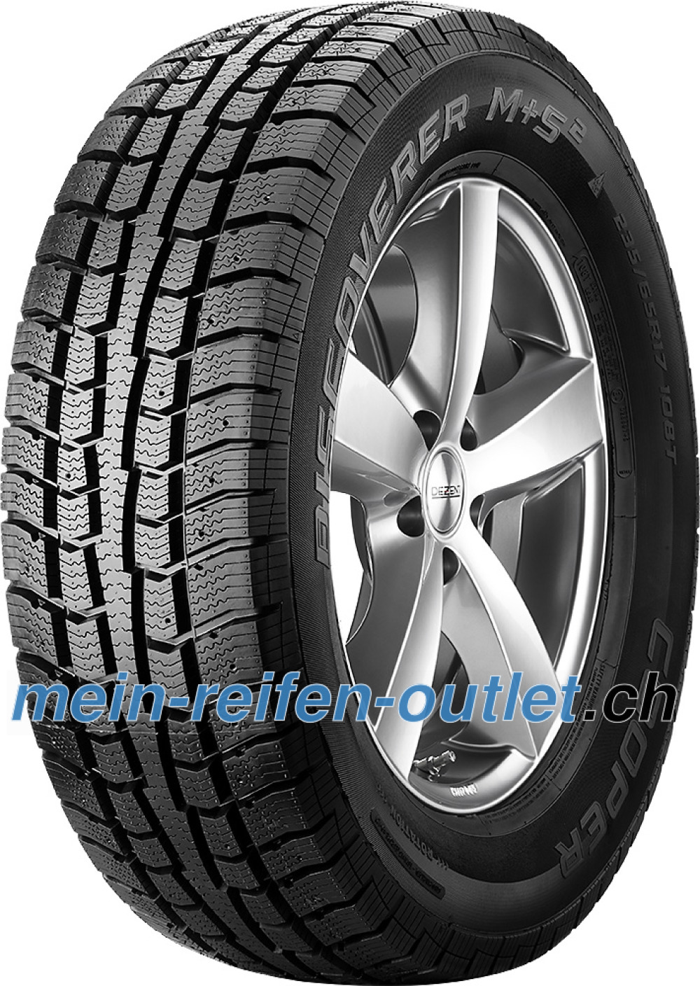 Cooper Discoverer M+S 2 ( 225/75 R16 104T BSS )