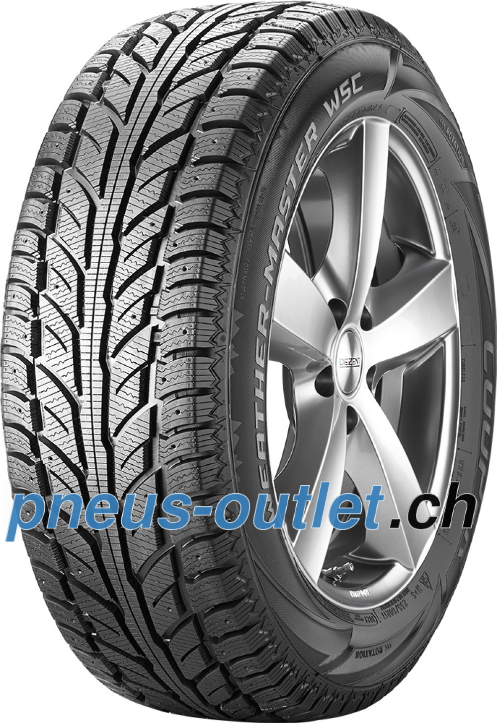 Cooper Weather-Master WSC ( 245/45 R18 100H XL , Cloutable )