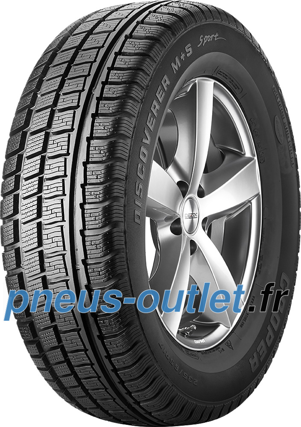 Cooper Discoverer M+S Sport ( 245/70 R16 107T BSS )