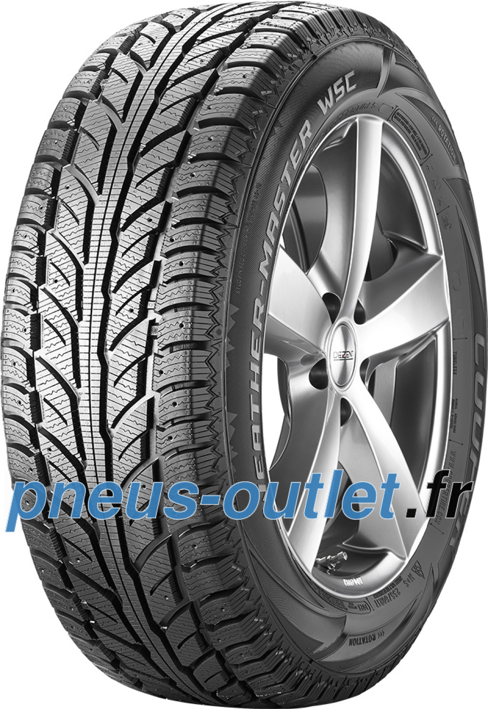 Cooper Weather-Master WSC ( 235/50 R18 97T , Cloutable )