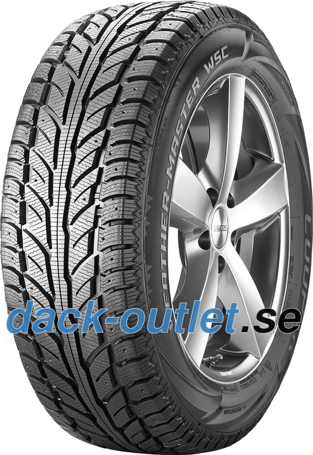 Cooper Weather-Master WSC ( 235/55 R17 103T XL , Kan dubbas  )