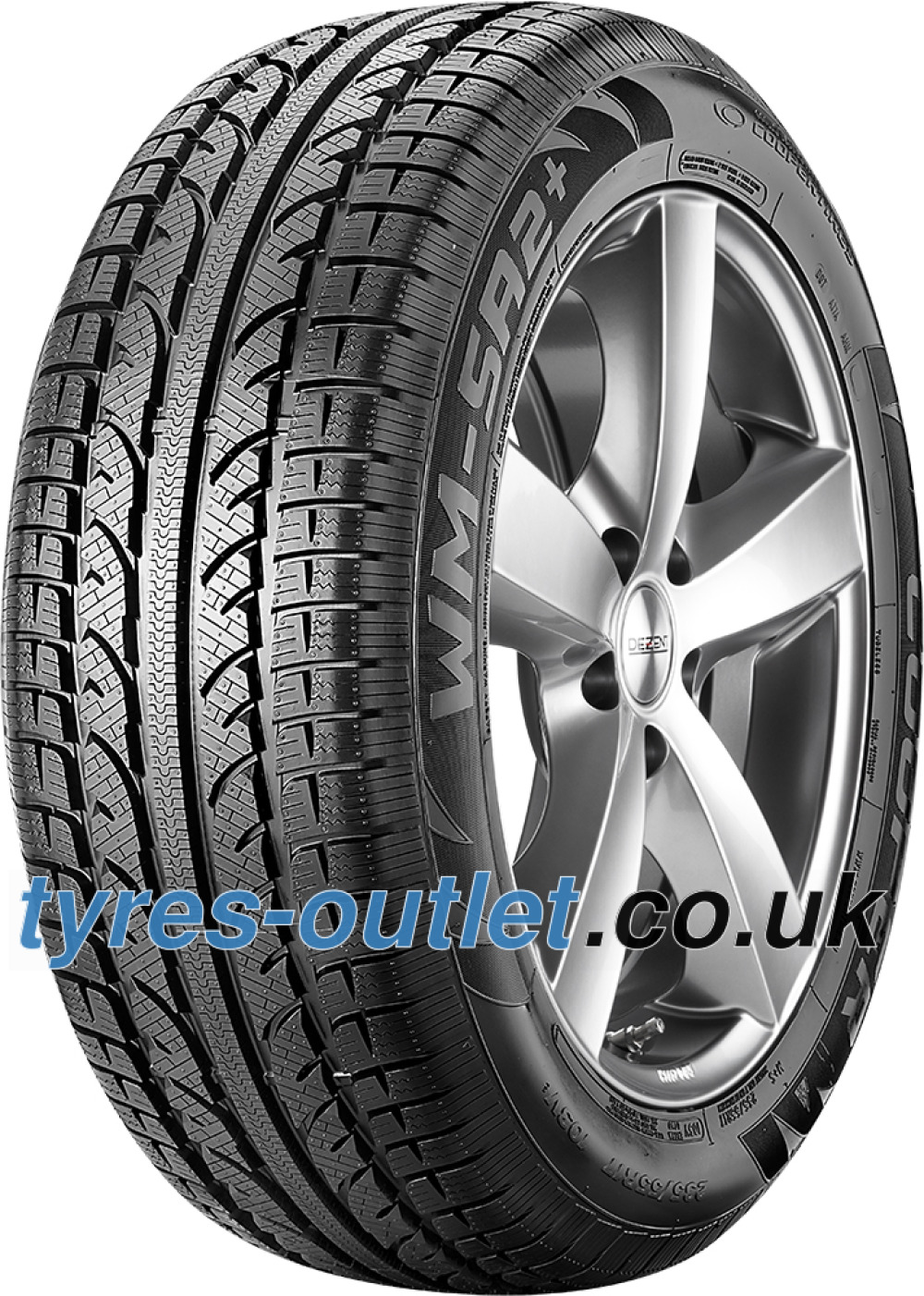 Cooper Weather-Master SA2 + ( 215/65 R16 98H , with Rim flange protection )