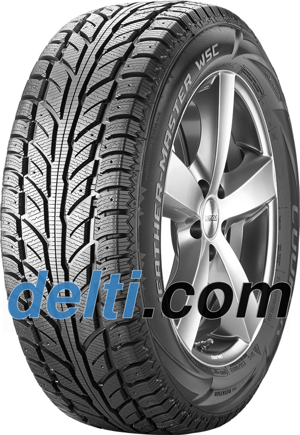 Cooper Weather-Master WSC ( 235/45 R17 97T XL , studdable )