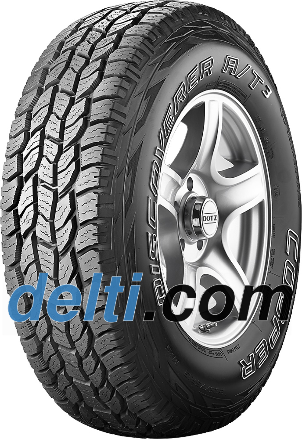 Cooper Discoverer AT3 ( LT215/85 R16 115/112R 10PR )