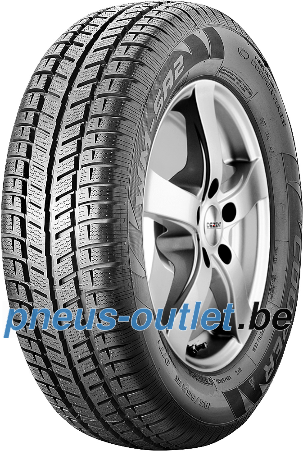 Cooper Weather-Master SA2 ( 205/55 R16 91H )