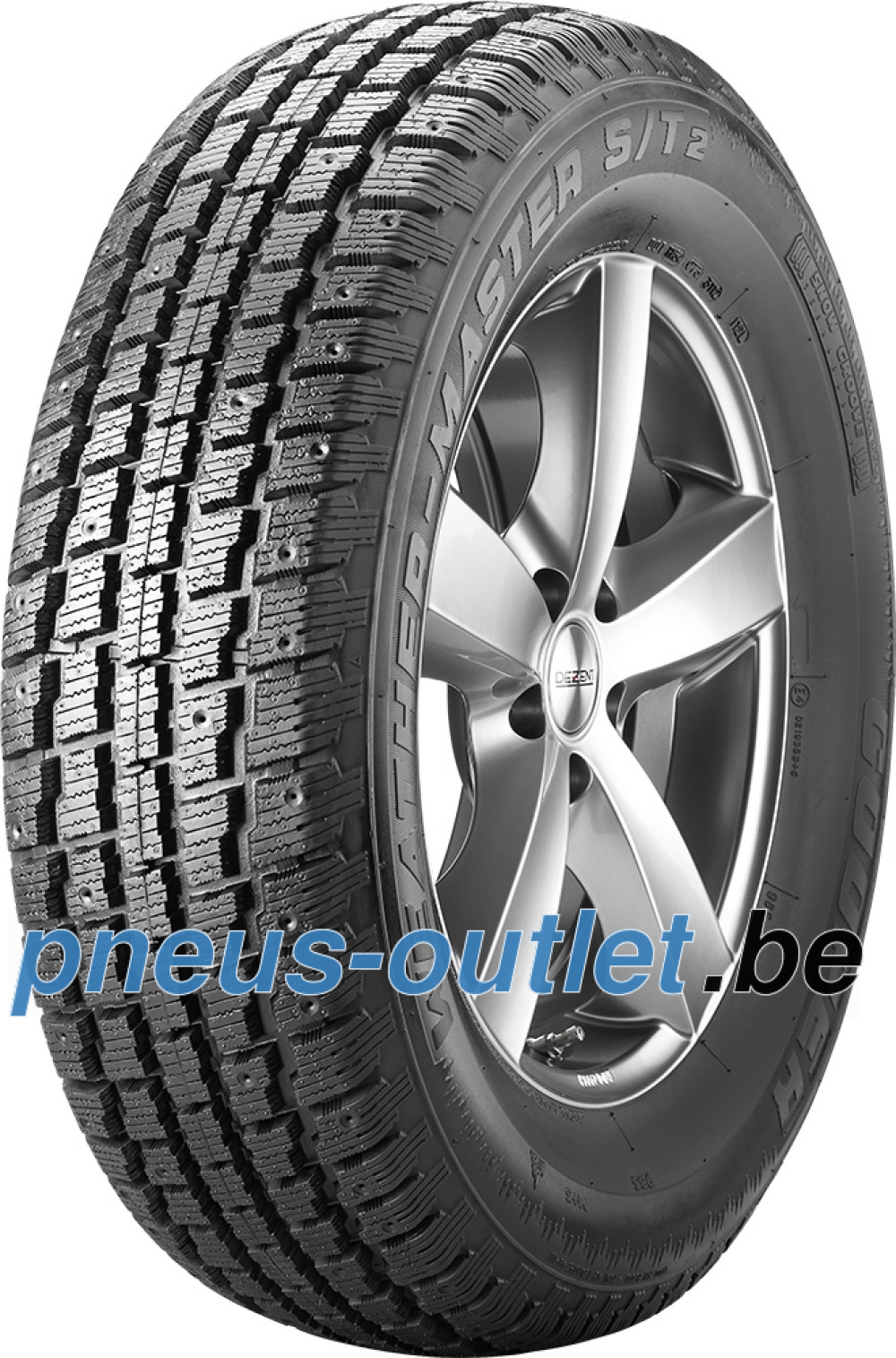 Cooper Weather-Master S/T2 ( 235/60 R16 100T , Cloutable )