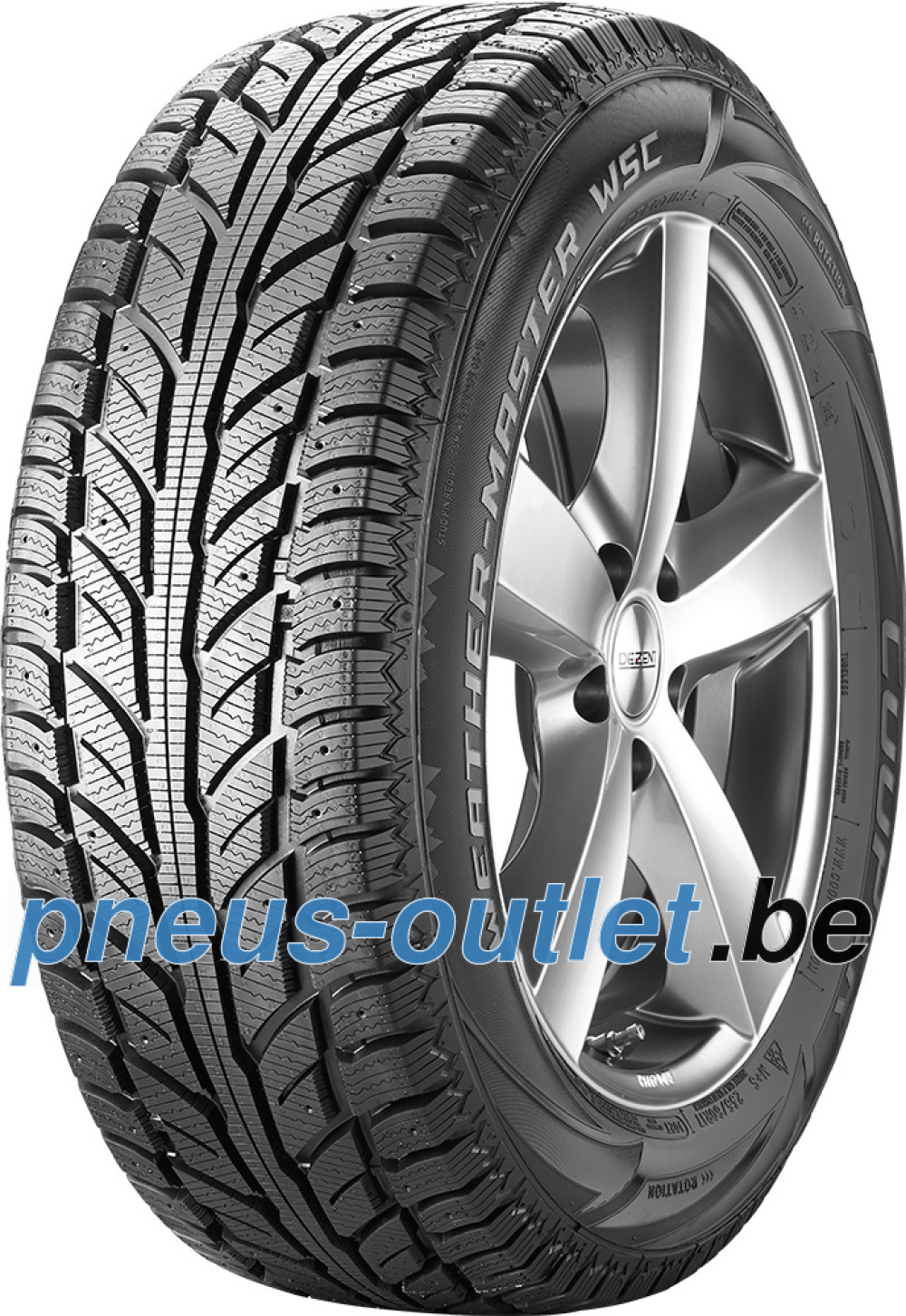 Cooper Weather-Master WSC ( 225/55 R18 98T , Cloutable )