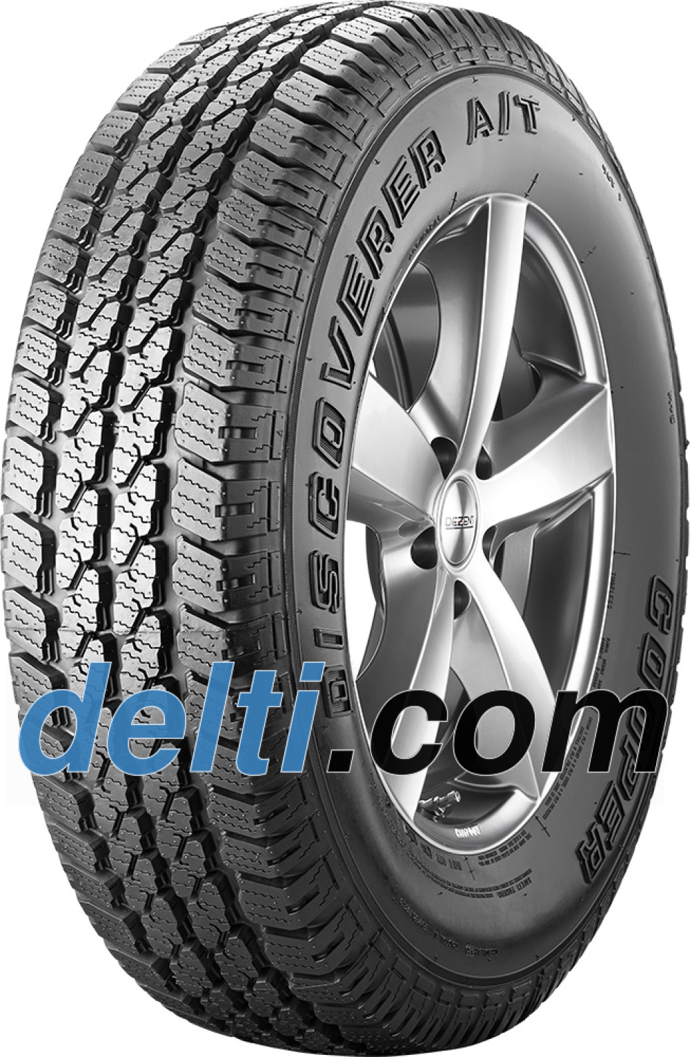 Cooper Discoverer A/T ( 215/80 R15 102T )