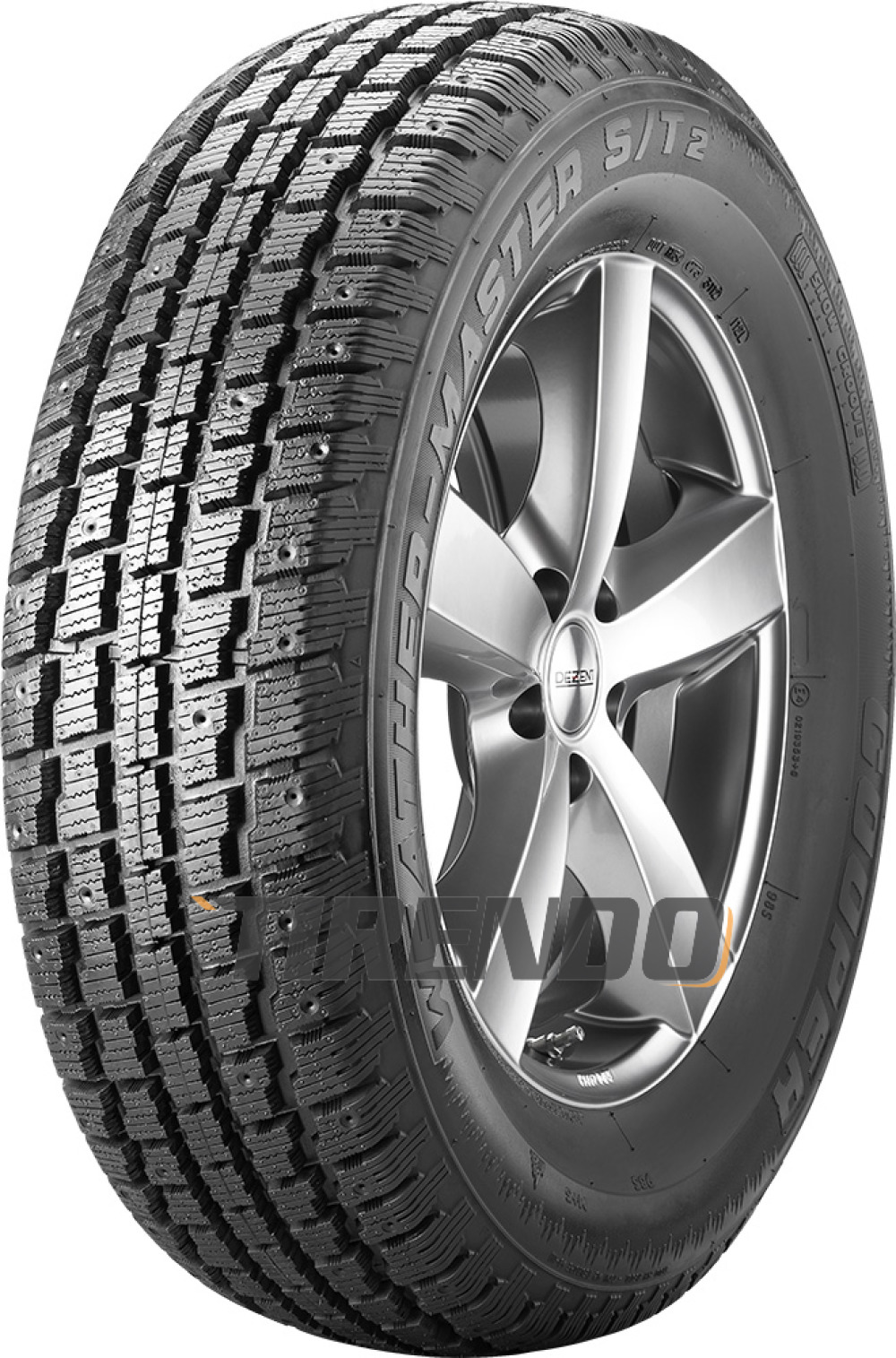 Image For Cooper Weather-master S/T2 ( 215/60 R16 95T pneumatico chiodabile )
