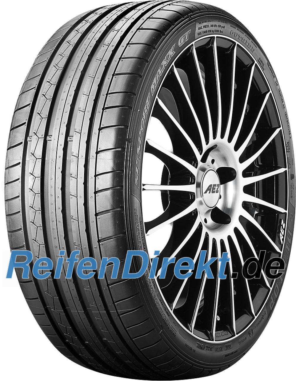 Dunlop SP Sport Maxx GT ( 255/45 R17 98Y mit Felgenschutz (MFS), MO )