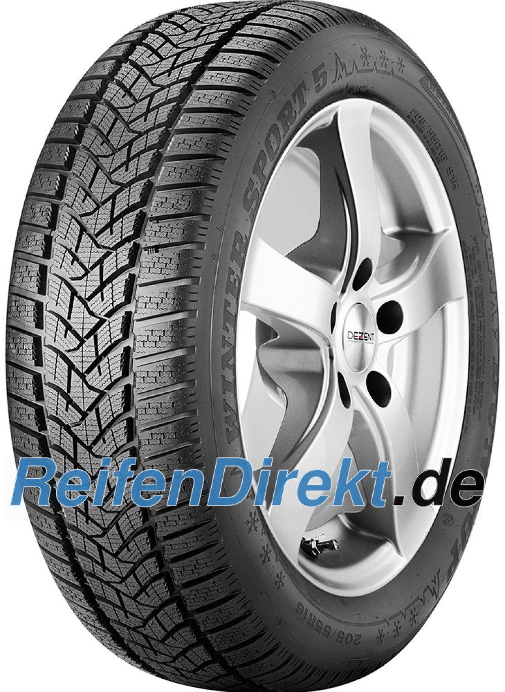 Dunlop Winter Sport 5 ( 195/55 R15 85H )