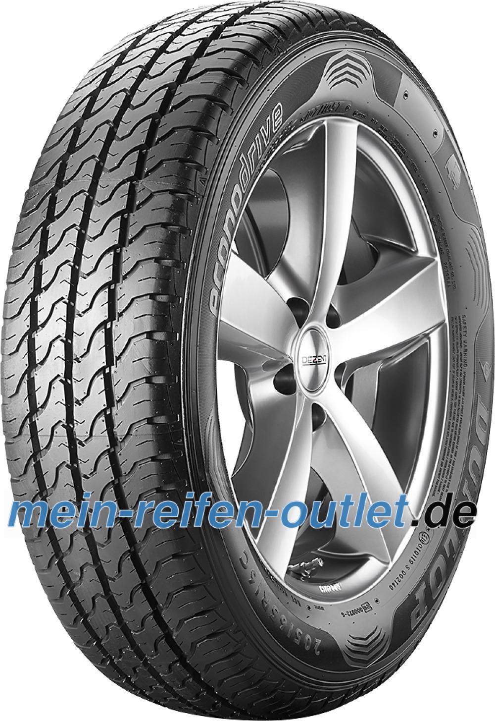 Dunlop Econodrive ( 195/60 R16C 99/97H )