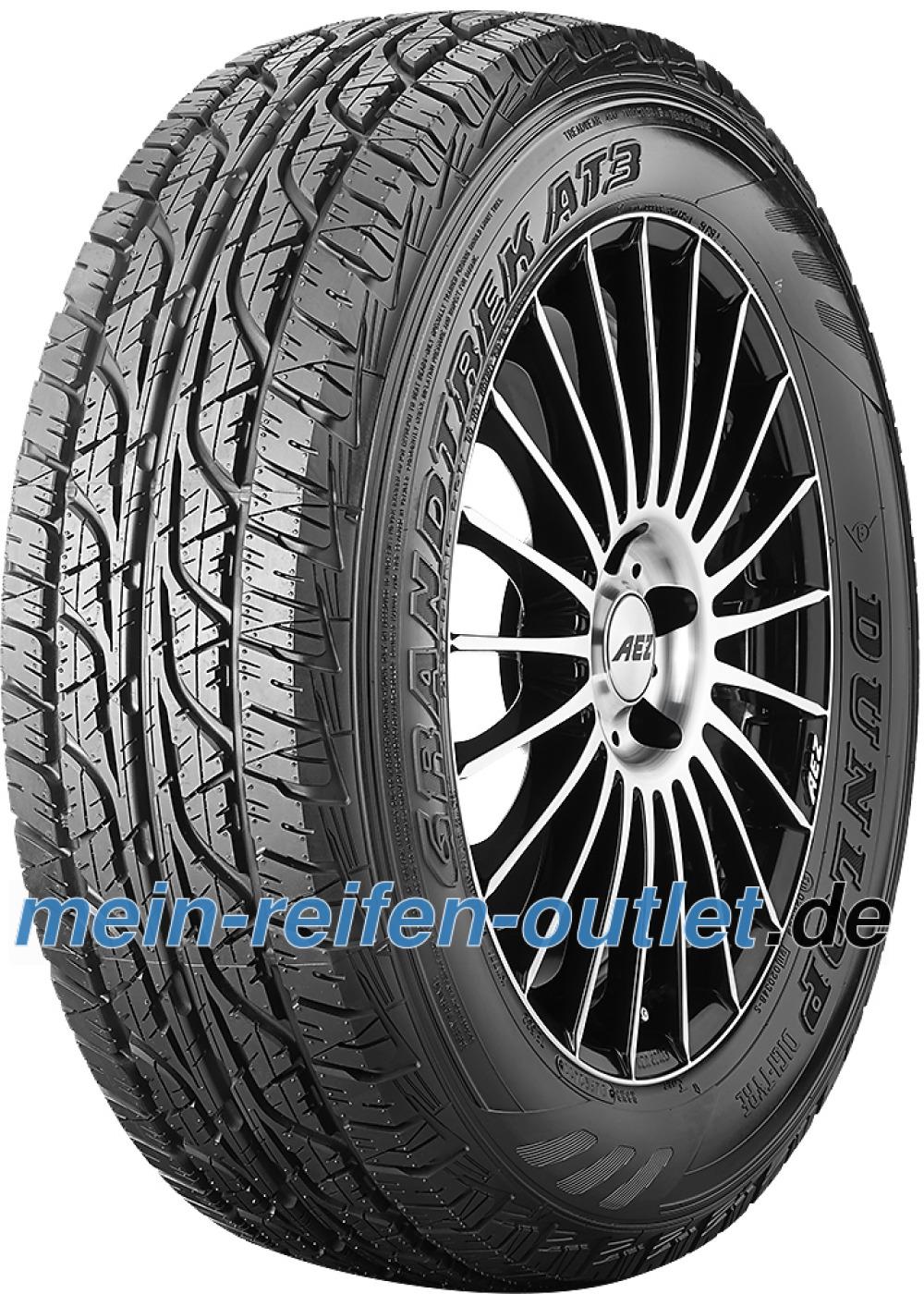 Dunlop Grandtrek AT 3 ( LT215/75 R15 100/97S OWL )