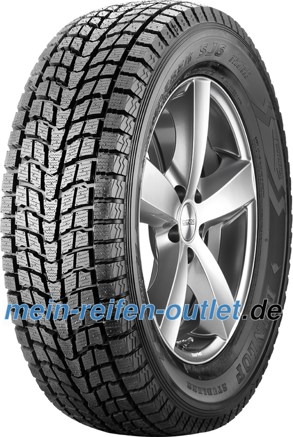 Dunlop Grandtrek SJ 6 ( 215/70 R15 98Q )