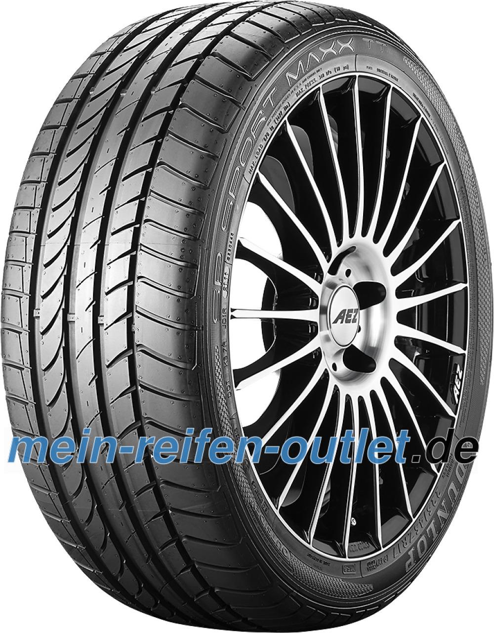 Dunlop SP Sport Maxx TT ( 215/45 ZR17 (91Y) XL mit Felgenschutz (MFS) BLT )