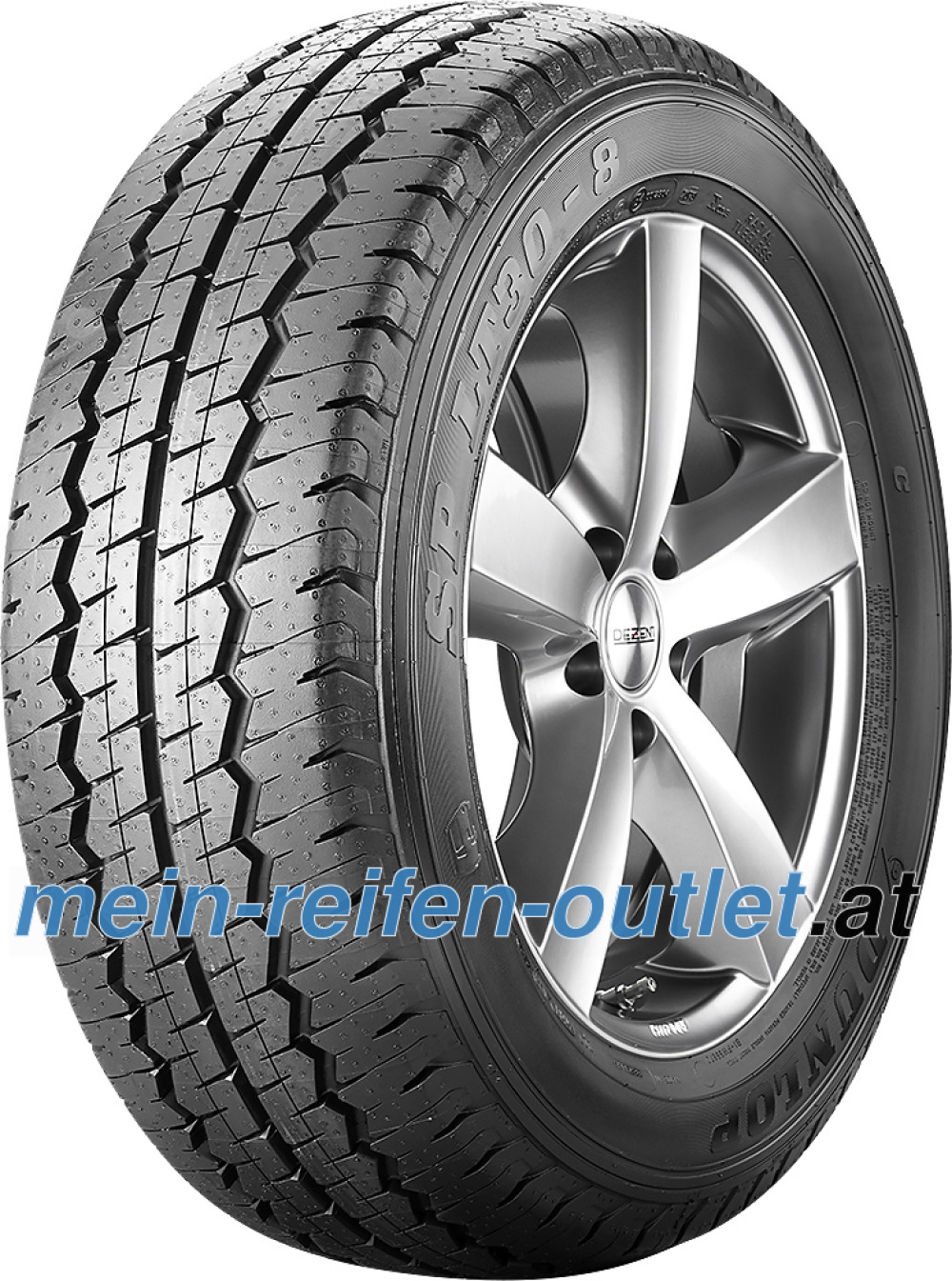 Dunlop SP LT 30 ( 195/65 R16C 104/102R 8PR )