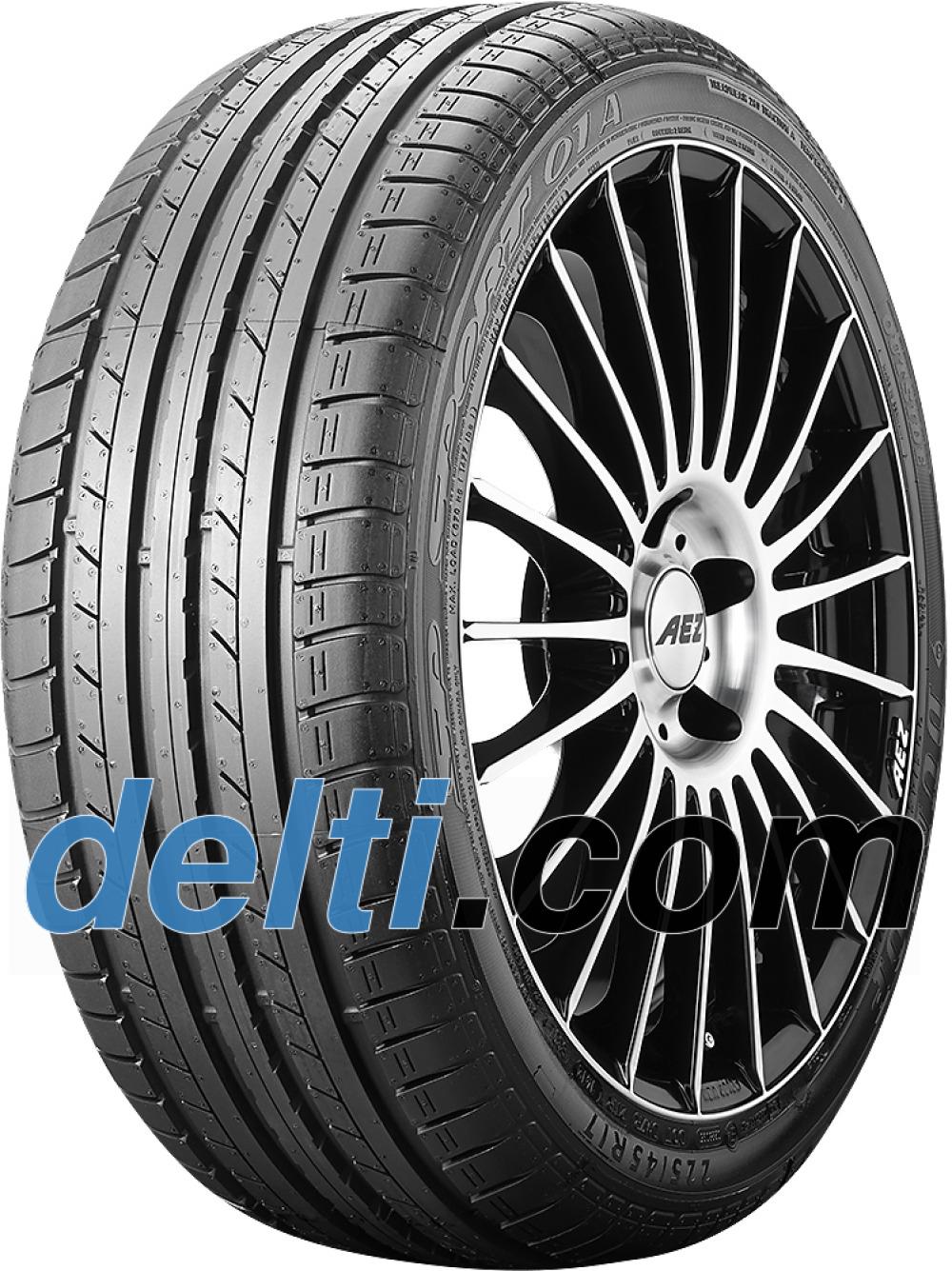 Dunlop SP Sport 01 A ( 245/45 ZR19 98Y *, mit Felgenschutz (MFS) )