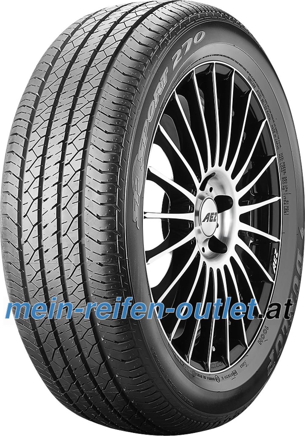 Dunlop SP Sport 270 ( 215/65 R16 98H )