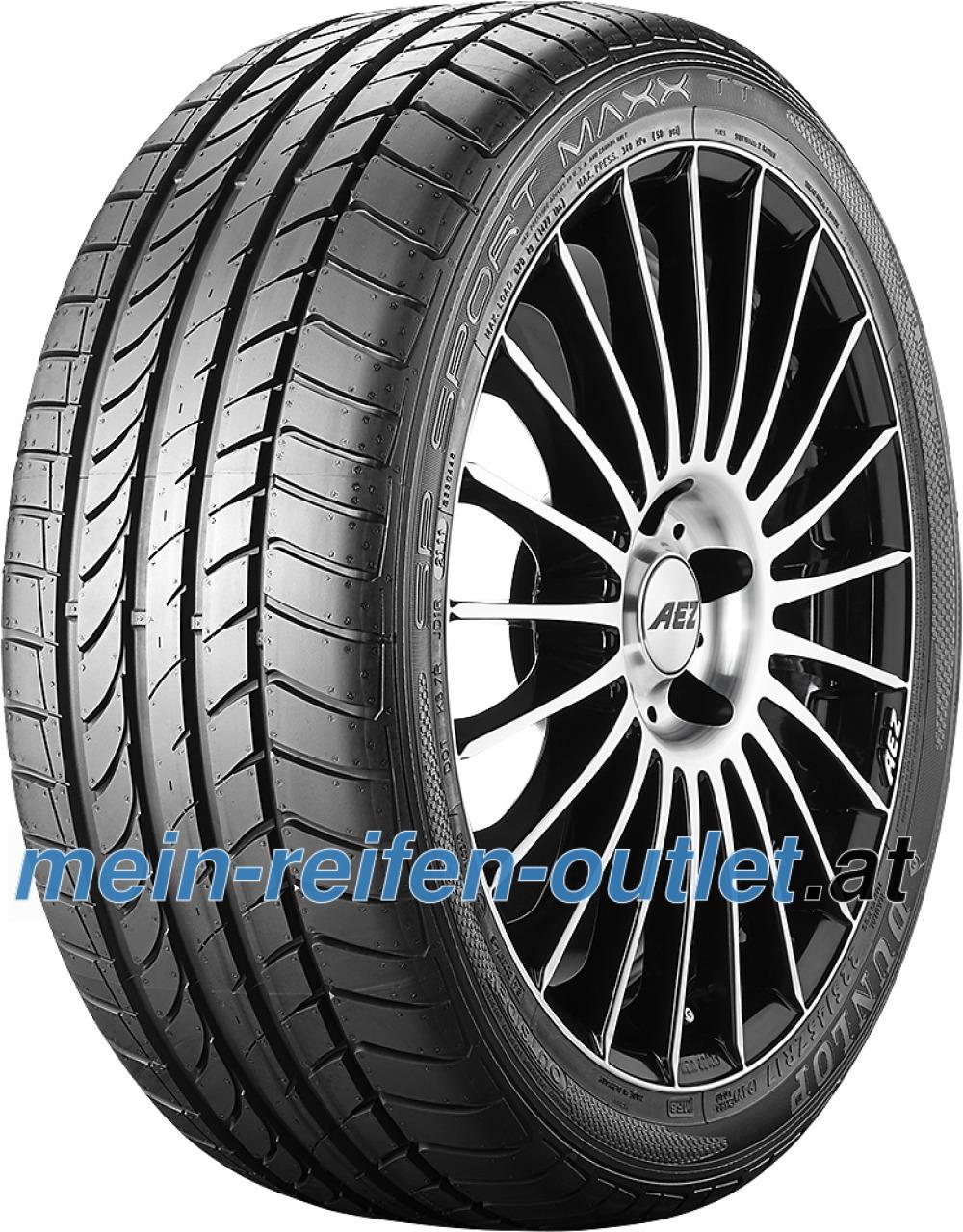 Dunlop SP Sport Maxx TT ( 215/45 R18 89W rechts )