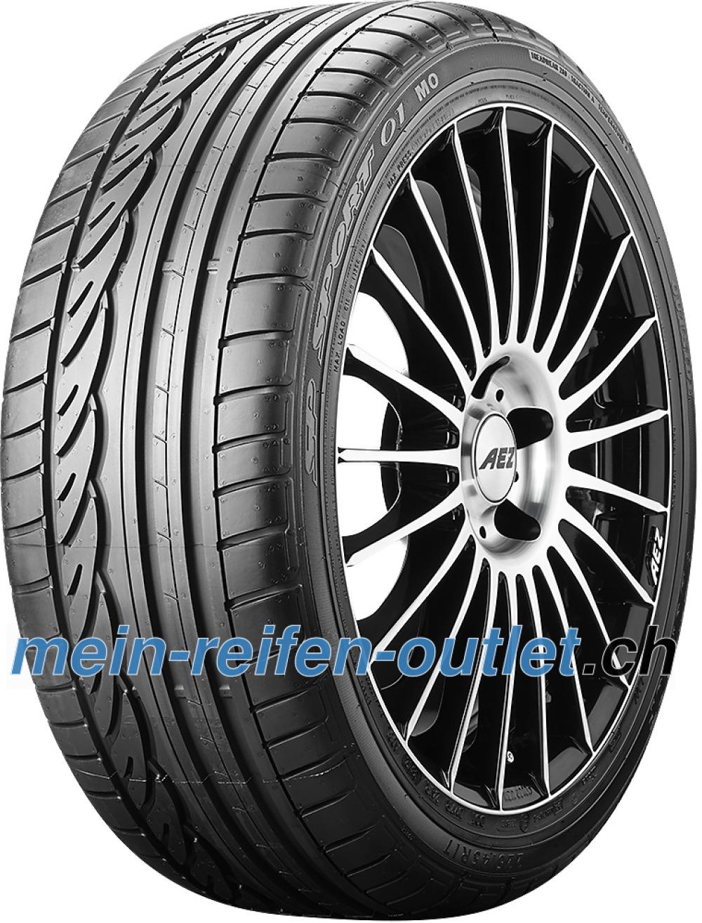 Dunlop SP Sport 01 DSST ( 275/30 R20 93Y *, mit Felgenschutz (MFS), runflat )