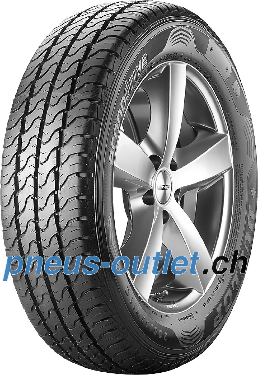 Dunlop Econodrive ( 215/60 R17C 109/107T 8PR Double marquage 106T )
