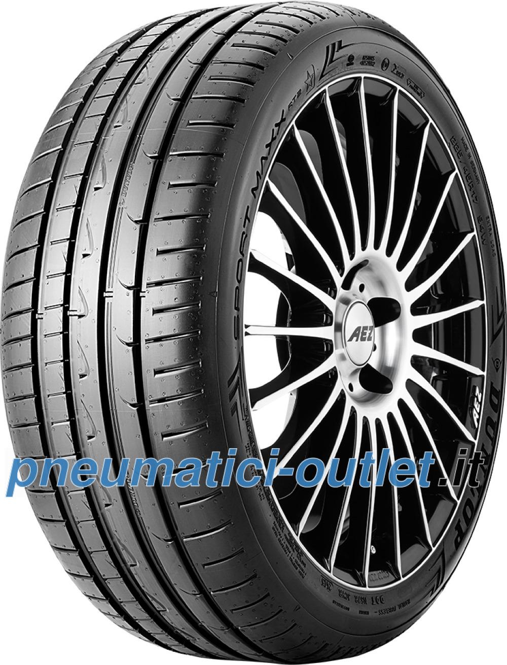 Dunlop Sport Maxx RT2 ( 205/45 ZR18 (90Y) XL con protezione del cerchio (MFS) )