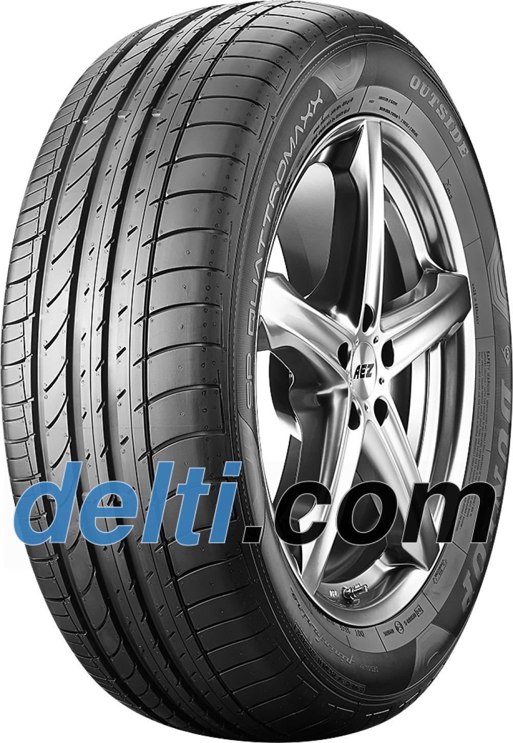 Dunlop SP QuattroMaxx ( 275/45 R20 110Y XL con protezione del cerchio (MFS) )