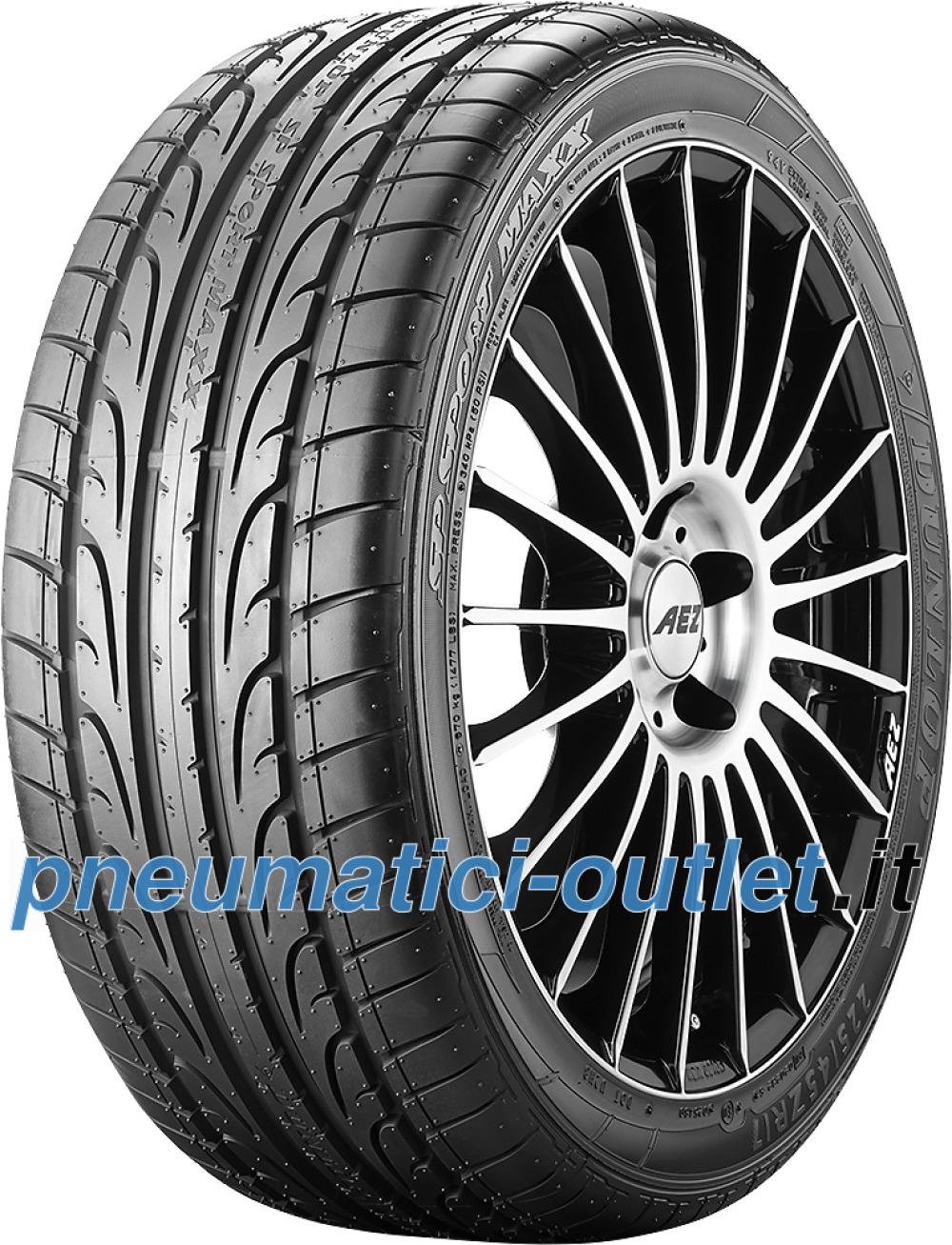 Dunlop SP Sport Maxx ROF ( 285/35 R21 105Y XL runflat, con protezione del cerchio (MFS), * BLT )