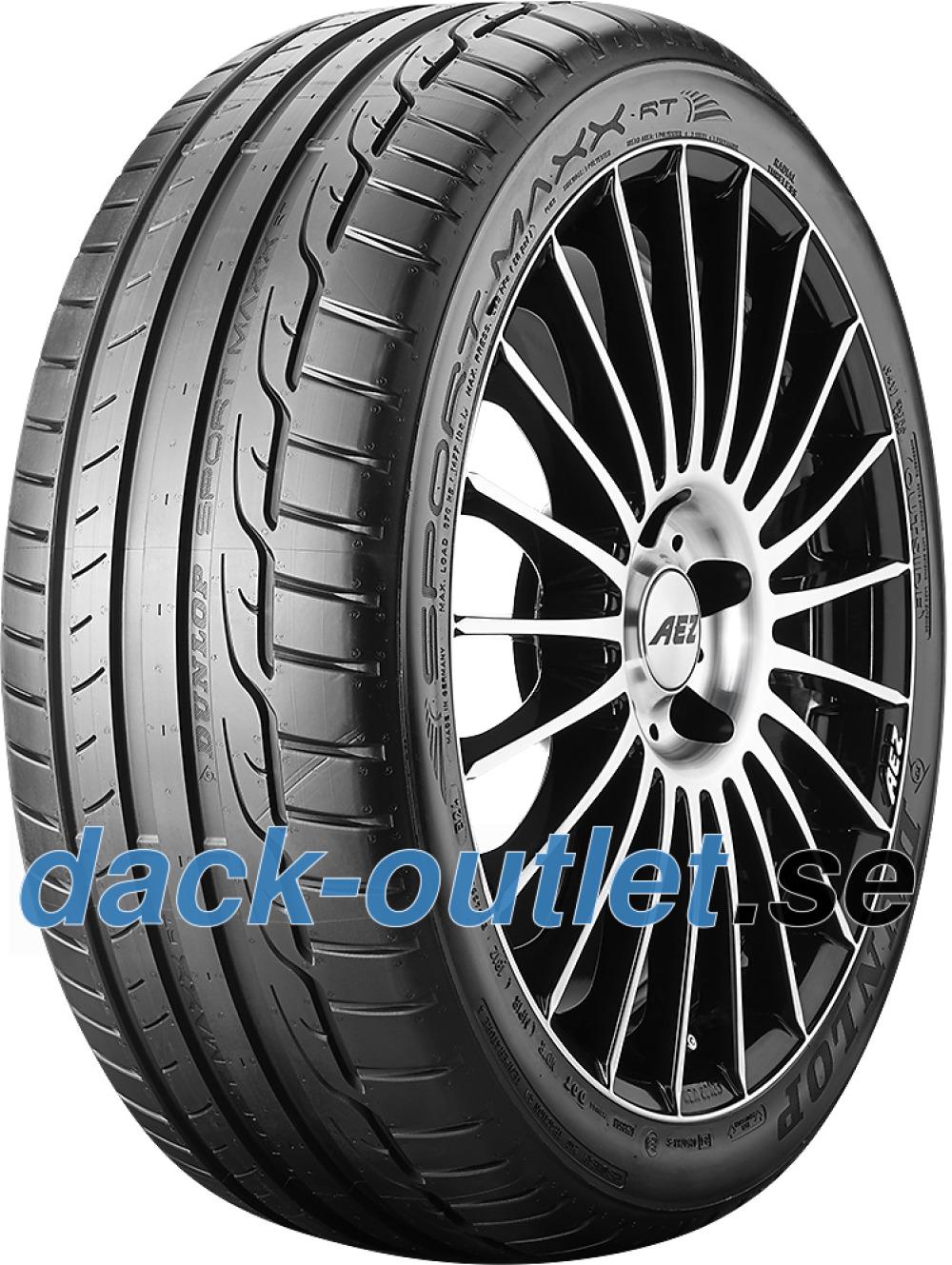 Dunlop Sport Maxx RT ( 235/45 ZR18 (98Y) XL med fälg skyddslist (MFS) )