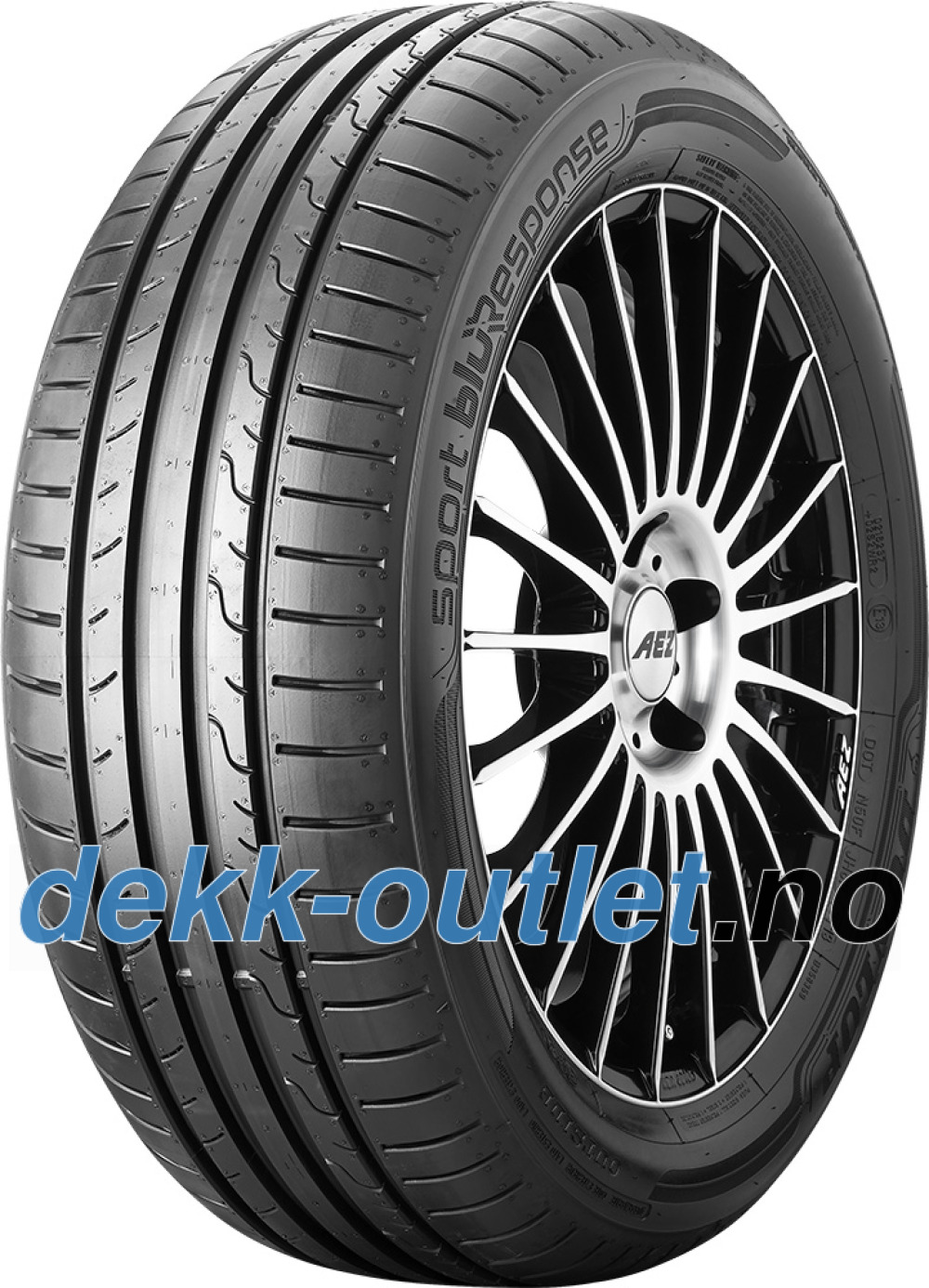 Dunlop Sport BluResponse ( 195/55 R16 87V )