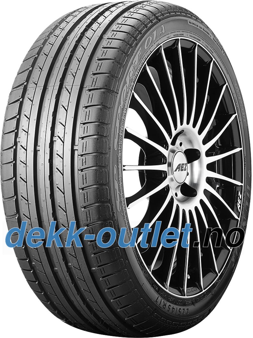 Dunlop SP Sport 01 A ROF ( 225/45 R17 91Y *, runflat )