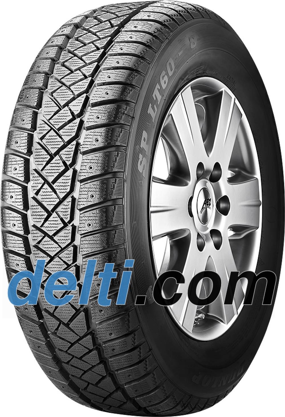 Dunlop SP LT 60 ( 195/65 R16C 104/102R 8PR , studdable )