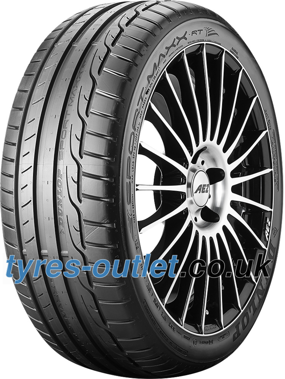 Dunlop Sport Maxx RT ( 225/55 R16 95Y with rim protection (MFS) )