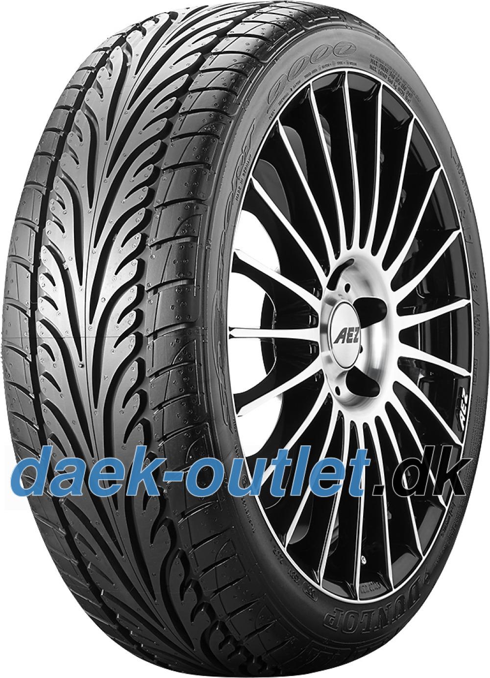 Dunlop SP Sport 9000 ( 195/40 ZR16 (80Y) XL med fælgbeskyttelse (MFS) )