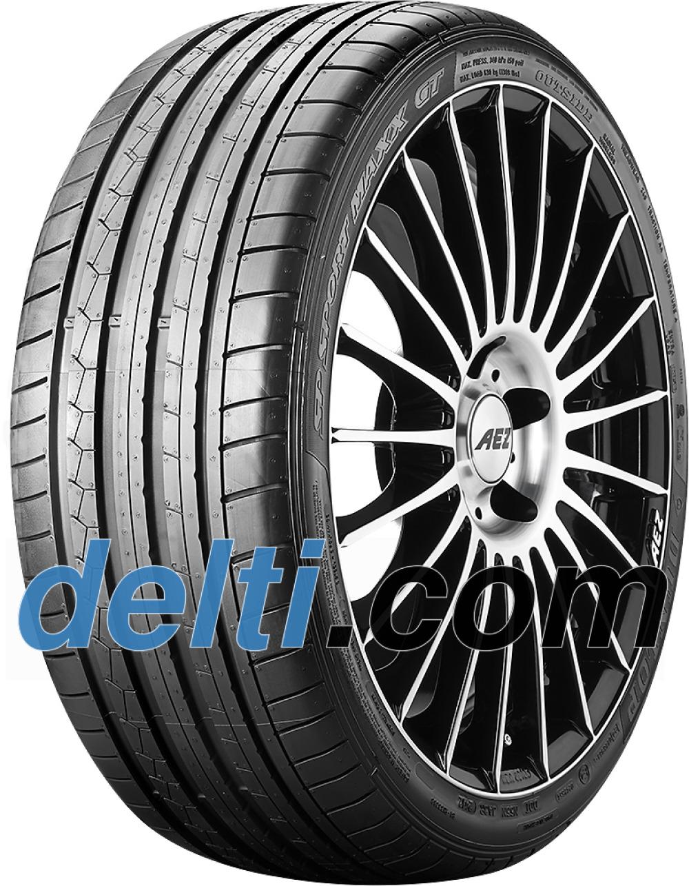 Dunlop SP Sport Maxx GT ( 275/25 ZR20 (91Y) XL med fælgbeskyttelse (MFS) )