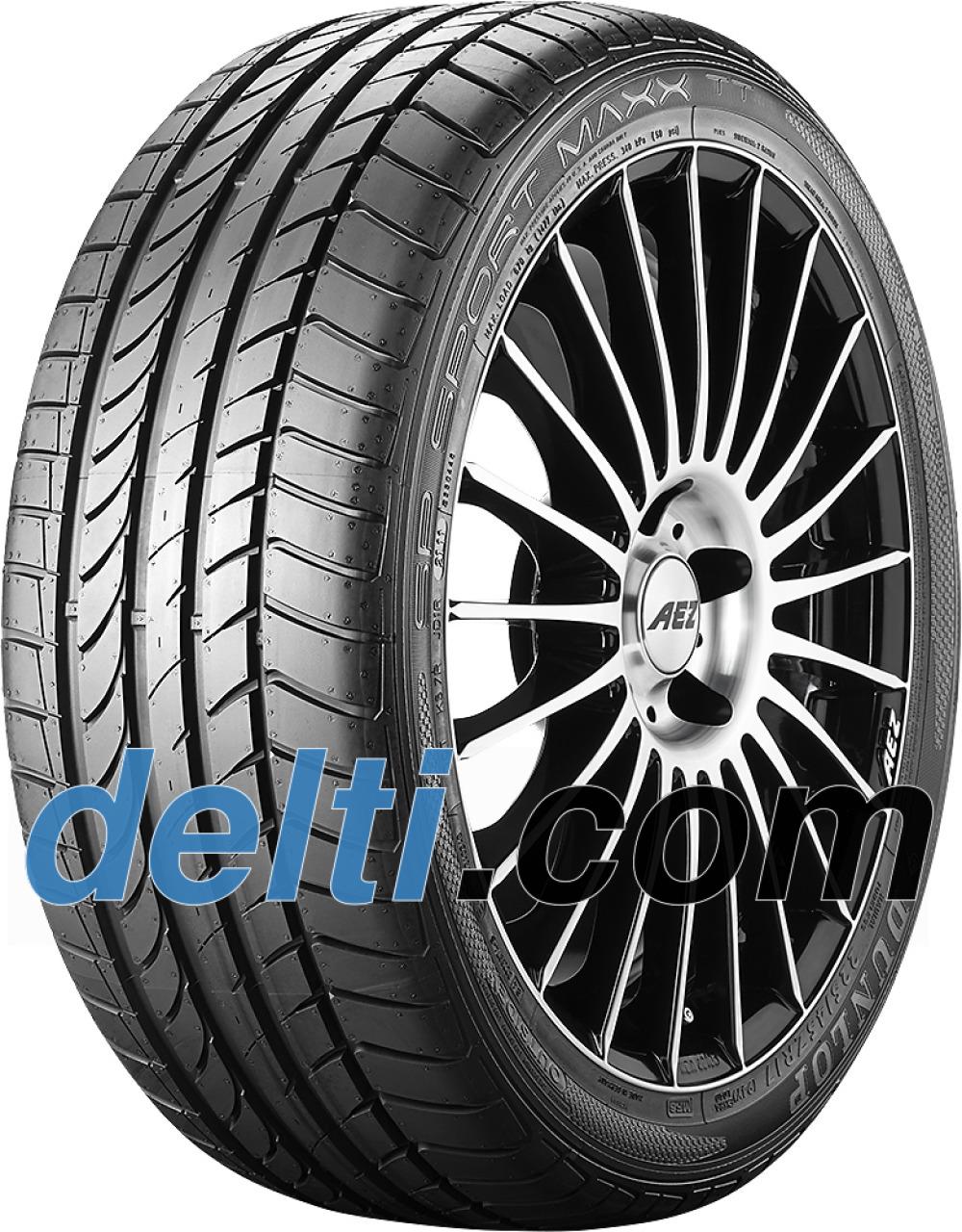 Dunlop SP Sport Maxx GT ROF ( 255/30 R20 92Y XL *, med fælgbeskyttelse (MFS), runflat BLT )