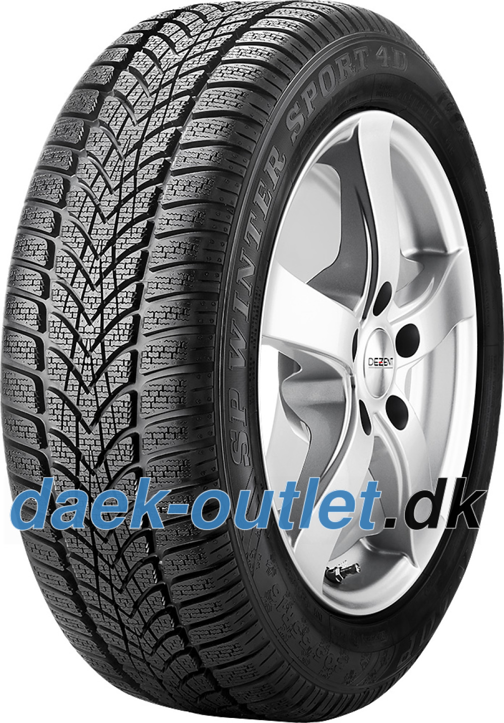 Dunlop SP Winter Sport 4D ( 225/60 R17 99H , * )