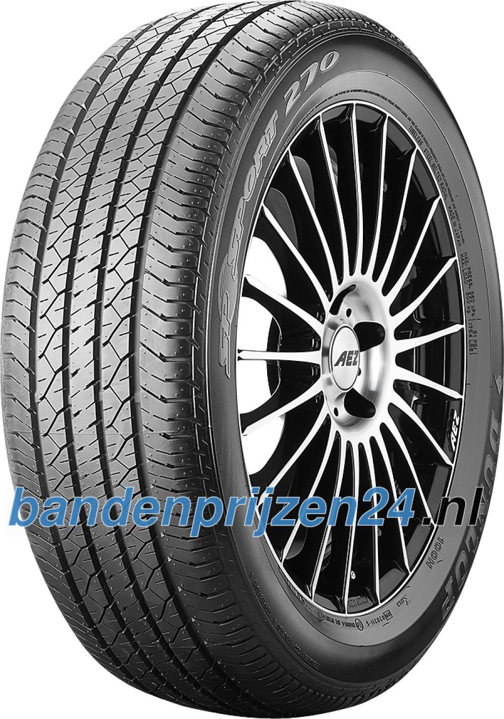 Dunlop SP Sport 270 ( 235/55 R18 100H rechts )